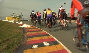 Radsport auf dem Sachsenring
