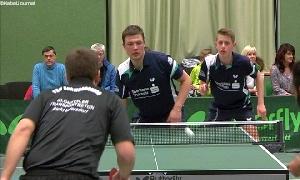 Tischtennis-Team vom SV Sachsenring Hohenstein-Ernstthal