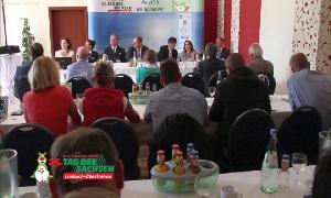 Pressekonferenz zum Tag der Sachsen