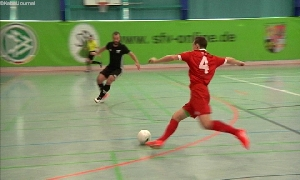 VfL05 Futsal-Regionalliga-Team