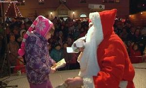 Weihnachtsmann in HOT