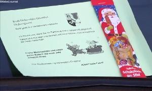 Weihnachtliche Aufmerksamkeit vom Ordnungsamt