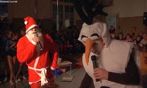 Weihnachtsturnen in Gersdorf