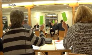 Stadtrat beschließt Haushalt