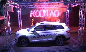 Skoda Kodiaq im Autohauses Kühn