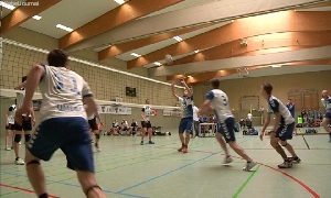 Volleyball in Limbach-Oberfrohna