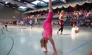 Kindergarten- und Grundschulsportfest