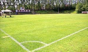 Neuer Rasen im Lichtensteiner Friedrich-Ludwig-Jahn-Stadion