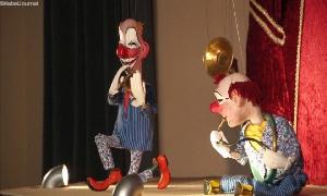 Gelenauer Marionettenspieler