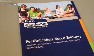 Zeugnisausgabe für Absolventen der Euro-Akademie Hohenstein-Ernstthal