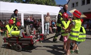 Feuerwehrfest in Niederfrohna