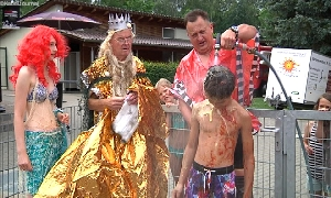 Neptunfest im Freibad Penig