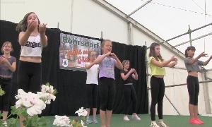 Parkfest in Röhrsdorf