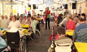 24. Sommerfest der PKP-Seniorenbetreuung