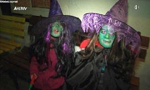 Halloween mit dem TV Vater Jahn Burgstädt