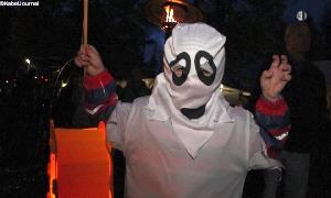 Halloween in Wüstenbrand