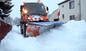 Winterdienst in limbach-Oberfrohna