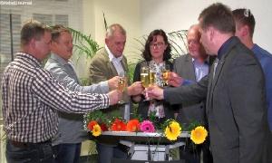 Bürgermeister Ronny Hofmann würdigt ehrenamlich tätige Lunzenauer