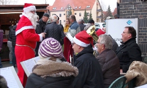 Weihnachtsmarkt in Hartmannsdorf