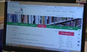 Stadtbibliothek jetzt auch online erreichbar