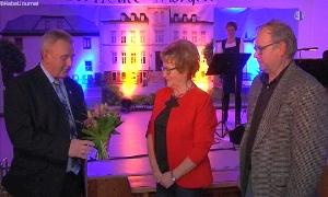 Gabriele und Fritz Liebert vom Heimatverein