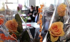 Verabschiedung von 7 Absolventen der Altenpflegeausbildung