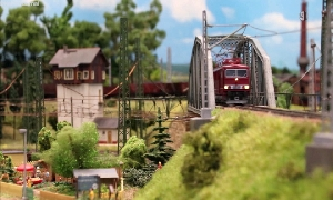 Modellbahnausstellung in Chemnitz