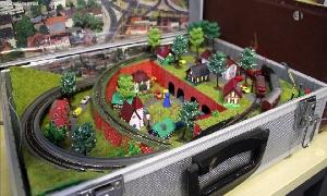 Modellbahnausstellung in Hartmannsdorf
