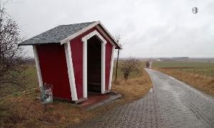 Wanderhütte in Niederfrohna