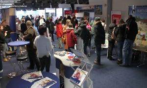 Arbeitsmarktmesse Beruf und Bildung