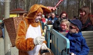 Ostern bei der Parkeisenbahn