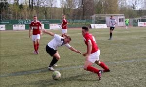 VfL 05 Hohenstein-Ernstthal gegen Reichenbacher FC