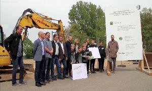 TV Oberfrohna erhält Kunstrasenplatz