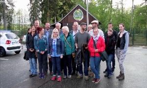 Mitarbeiter-Team aus dem Gondwanaland im Zoo Leipzig