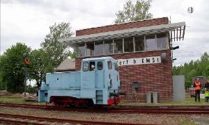 historische Zug-Luft