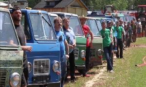 Multicar in der Sonderschau