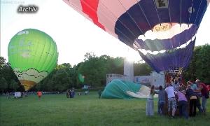 Ballonfest im Chemnitzer Küchwald