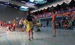 Kindergartensportfest des SV Sachsenring Hohenstein-Ernstthal