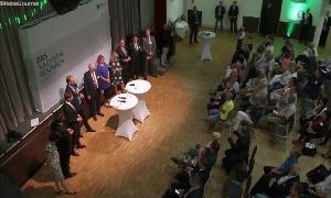 Sachsen-Gespräch in der Stadthalle Limbach-Oberfrohna