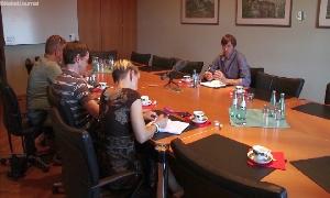 Pressegespräch mit Sven Richter
