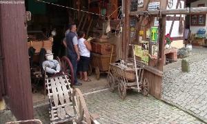 Bauernmuseum in Dürrengerbisdor