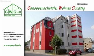 Sanierung und Modernisierung der Häuser der GWG