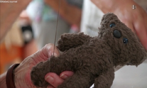 Teddybären selbstgemacht
