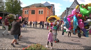 Familientag in Limbach-Oberfrohna