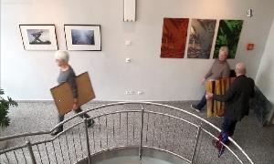 Ausstellung von Brigitte Baumgartl und Ursula Weise