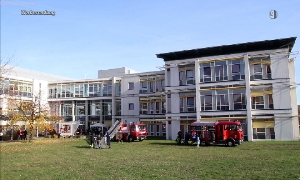 Diakomed-Krankenhaus in Hartmannsdorf