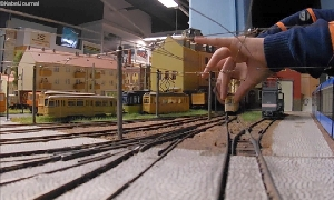 Anlagen des Arbeitskreis Modellbahn Chemnitz