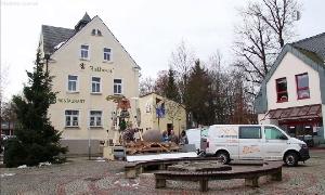 Rathausplatz Röhrsdorf