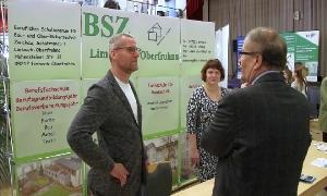 Ausbildungsmesse in Limbach-Oberfrohna
