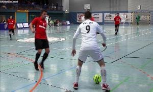 VfL05 Hohenstein-Ernstthal gegen FC Liria Berlin